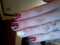 my November nails :)