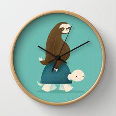 sloth & turtle c: