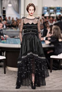 Looks from the Fall-Winter 2015/16 Haute Couture show - CHANEL