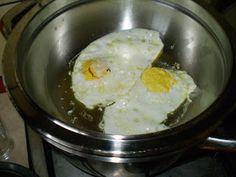 Ania mama Agnieszki: jajka sadzone (mama karmiąca)