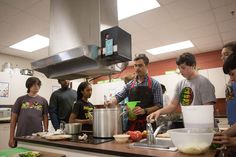 Chef Hugh Acheson is on a Mission to Save Home Economics - http://modernfarmer.com/2015/11/seed-life-skills-hugh-acheson/?utm_source=PN&utm_medium=Pinterest&utm_campaign=SNAP%2Bfrom%2BModern+Farmer