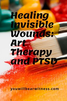 When I paint or colour during therapy, it creates a safe space for me to express painful feelings from my past. Colouring engages a different part of my brain that allows me to process my trauma in a… Trauma Therapy, Music Therapy, Play Therapy, Therapy Tools, Therapy Ideas, Art Therapy Projects, Art Therapy Activities, Counseling Activities, Creative Arts Therapy