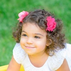 Beautiful little girl photoshoot