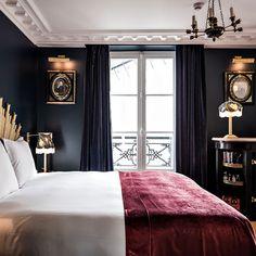 Providence hotel Paris * Interiors Interiors Interiors * The Inner Interiorista