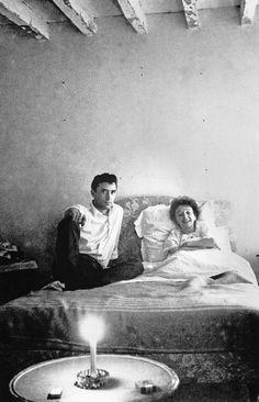 David Douglas and Edith Piaf