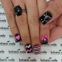 Instagram photo by @Botanic Nails via ink361.com