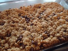 bar cookies Heavenly Homemakers