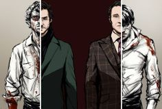 Hannibal: Two Sides of the Same Coin.