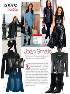 Zoom | Modelos - Joan Smalls