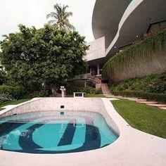 Arango Marbrisa House by John Lautner | ArchEyes Magazine