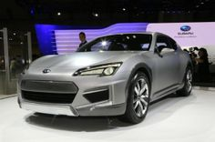 Subaru Cross Sport Design Concept is a BRZ Shooting Brake - 2013 Tokyo