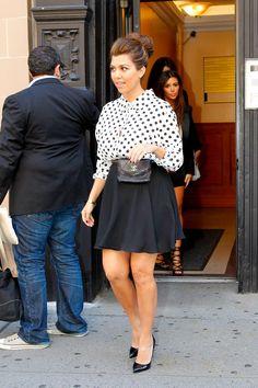 kourtney kardashian style | ... gusta más el Street Style de Kim o Kourtney, adoptarían su estilo