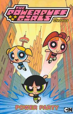 They're cute. They're fun. And they're powerful! The Cartoon Network classic Powerpuff Girls returns to comics in this collection of comic-book adventures. Featuring the ladies' first appearances in C