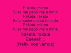"""Ssssss Mami, deja el murmullo. Cógelo, que es tuyo"" ▶ Luny Tunes ft. wisin & Yandel - Rakata Lyrics - YouTube"