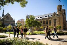 Comparing Top 10 Australian Universities Ranking