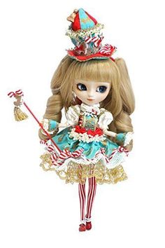 Groove Pullip Canele P-110 fashion doll From Japan ☆