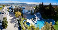 Orange County Luxury Real Estate Home for Sale.