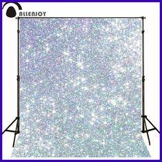 light spot fond Allenjoy photographic background Silver snow dream photo backdrops sale photography fantasy fondos fotografia