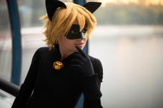 Carmin Panda - Chat Noir cosplay photo | Cure WorldCosplay