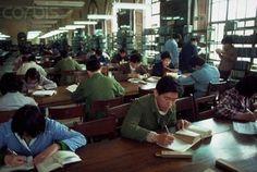 80年代的中国大学校园生活