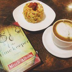 #TristineReads #books #bookworm #bibliophile #bookporn #mitchalbom #thetimekeeper