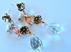 cristal y perlas de rio