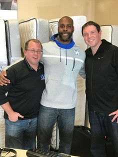 Thanks to Heshimu Evans for coming out to our KSR remote in Georgetown