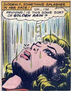 Whether they're sexist, out-dated or just plain taken out of contest, old-school comic panels can be a pretty good source of entertainment. Seek 20 funny comic book panels below. Some of these come from Comically Vintage. Vintage Comic Books, Vintage Humor, Vintage Comics, Comic Books Art, Comic Art, Funny Vintage, Retro Humor, Vintage Ads, Old Comics