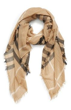 Free shipping and returns on BP. Plaid Oblong Scarf at Nordstrom.com. Soft fringe traces the edges of a lightweight oblong scarf printed in classic plaid.