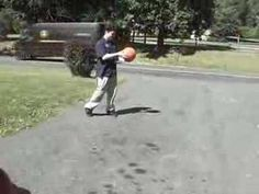 who is this fun for the kid filming or the kid that gets the exploding basketball in the face