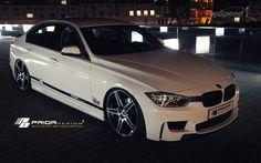 2012 BMW 3-Series By Prior Design