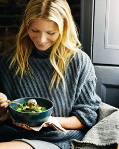 Food: Gwyneth Paltrow's It's All Easy Part One - YOU Magazine | Beauty, Fashion, Events, Lifestyle, Food
