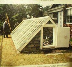 Underground greenhouses