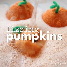 These fizzing pumpkin treasure rocks are a fun Halloween STEM activity for kids. They're perfect party favors for your Halloween bash, too. Fall Crafts For Toddlers, Halloween Activities For Kids, Science Activities For Kids, Stem Activities, Toddler Crafts, Toddler Activities, Fun Projects For Kids, Halloween Science, Halloween Food For Party