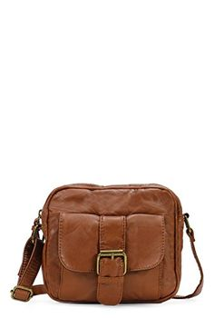 Scarleton Soft Belt Accent Crossbody Handbag