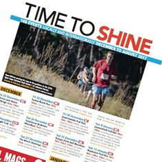 Get the next six months of trail running events in every issue of TRAIL, including international events. Issue 22 of TRAIL magazine (January/February/March) features 148 trail running events in South Africa and internationally.