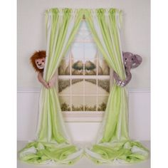 Curtain Critters Plush Jungle Safari Elephant and Lion Curtain Tieback, Car Seat, Stroller, Crib Toys Collector Set Curtain Critters http://www.amazon.com/dp/B0042GO176/ref=cm_sw_r_pi_dp_6ty0ub0K9ARYM