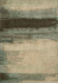 Nourison Industries - Area Rug Collections - CK10: Luster Wash - sw10-ltg