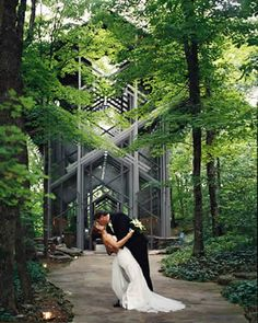 Thorncrown Chapel. This is it, guys!