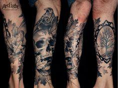 ArcLight Tattoo Studio, Ltd. | Mason Williams Tattooist | Cincinnati, OH | Tattoos