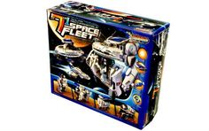 7 in 1 Space Fleet - Solar Rechargeable - boys aged 10