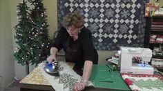The Easiest Christmas Table Topper Mini Tree Skirt You