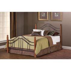 Lovely Madison Metal Frame Bed Set King   Walmart.com Black Queen Bed Frame, Black