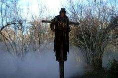 scarecrows at night - Google Search