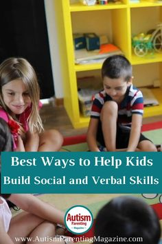 Changing the way parents talk to their children at mealtime, bath time, and during other daily routines can lay the groundwork for the social and verbal skills children with autism need. KEEP READING!