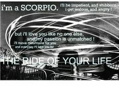 What It Means To Be A Scorpio.