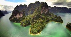 Kao Sok National Park. #Phuket #Thailand #GolfPhuket #GolfThailand #Vacation #Beaches