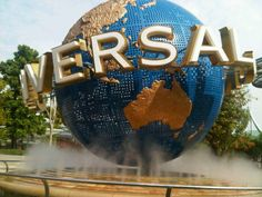 Universal Studios Singapore in Sentosa Island.  Let us take you there! Please visit: www.traveldepot-ph.com