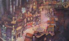 Sometimes I just look at the Layton art and sigh.