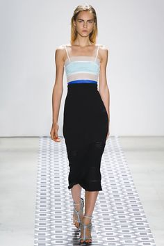 Ohne Titel Spring 2016 Ready-to-Wear Collection Photos - Vogue